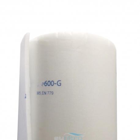 Manta Filtrante Techo M5 CC/600G