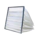 Filtros de bolsas de fibra de vidrio